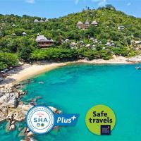 Santhiya Koh Phangan Resort and Spa - SHA Plus, hotell sihtkohas Thong Nai Pan Noi