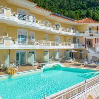 Sunny Hotel Thassos, hotel in Chrysi Ammoudia