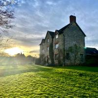 Abbey Farm Bed And Breakfast, hotel in Atherstone