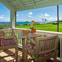 Kamahana 24-great ocean view, upstairs corner, spacious and private, near golf