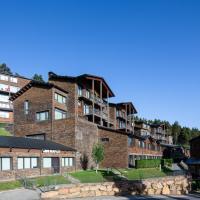 Apartamentos Sercotel Masella 1600, hotel in Alp