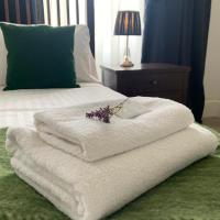 Stunning one bedroom serviced apartment