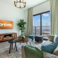 1B-Golf Views-1001 by bnbme homes, hotel in zona Aeroporto Internazionale Al Maktoum - DWC, Dubai