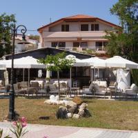 Vergina, отель в городе Неа-Потидеа