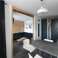 Appartement Belle Plagne, 1 pièce, 4 personnes - FR-1-181-1232