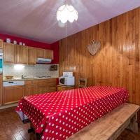Appartement La Clusaz, 3 pièces, 8 personnes - FR-1-437-55