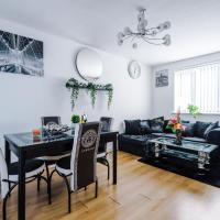 Spacious & luxurious 3-Bed House in Manchester