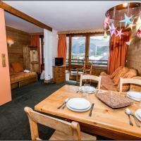 Appartement Val-d'Isère, 1 pièce, 5 personnes - FR-1-518-2