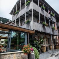 Marangon Apartments, hotel a Sùtrio