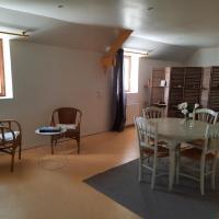 Grand studio dans la Baie du Mont Saint Michel