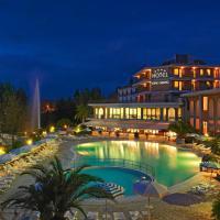 Hotel Terme Capasso, hotell i Contursi