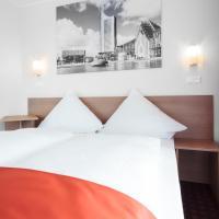 McDreams Hotel Leipzig, отель в Лейпциге