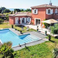 Awesome home in Montboucher-sur-Jabron with Outdoor swimming pool and 4 Bedrooms