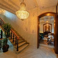 Meroddi Barnathan Hotel, hotel in Taksim, Istanbul