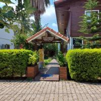 Palm Konak Hotel, отель в городе Чиралы