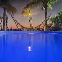 Pousada Coração da Ilha do Mel, hotel na Ilha do Mel