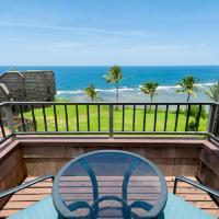 Sealodge F9-top floor with oceanfront views, wifi, pool, free parking