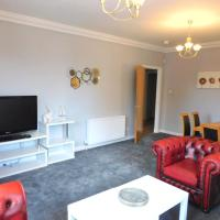 City Centre 2 bedroom apt, close to M8 & Tourist Attractions