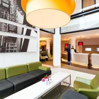 Novotel Rotterdam Brainpark, hotel em Roterdão