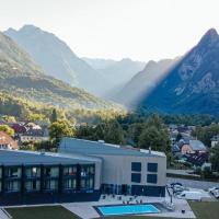 Hotel Soča, hotel in Bovec