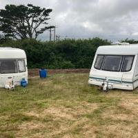 Worvas Wild Camping near St Ives