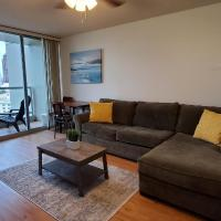 Month to Month - 2 Bedroom, 2 Bath with 2 Parking, car rental available.