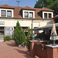 Bunkr Karlštejn, hotel in Karlštejn