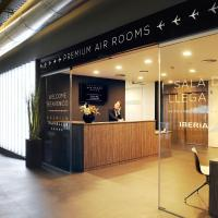 Air Rooms Madrid Airport By Premium Traveller, hotel a Madrid