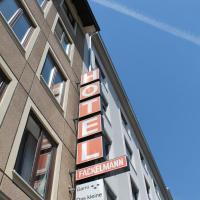 Hotel Fackelmann, hotel v Norimberku