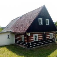 Roubenka Krkonoše - Adršpach, отель в городе Radvanice