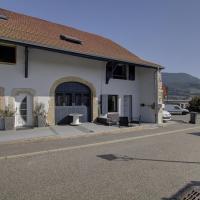 Gîte Bellegarde-sur-Valserine, 3 pièces, 6 personnes - FR-1-493-337