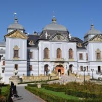 Castle Hotel Galicia Nueva Halič, hotel v Lučenci