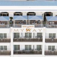 My Way Hotel & Events, hotel in Patra
