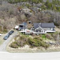 "Villa Myklebostad, hotel near ""Harstad/Narvik Airport, Evenes"" - EVE, Breidvika"