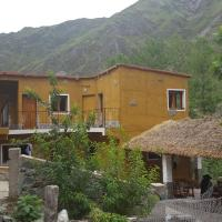 Alojamiento familiar en San Isidro Iruya.