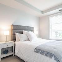 Modern 1 bedroom- 1 Office-Den- Your home away from home, hotel em Red Deer