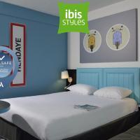 ibis Styles Angoulême Nord - hôtel restaurant、シャンプニエにあるアングレーム・コニャック空港 - ANGの周辺ホテル