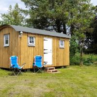 Brynawel Shepherds Hut