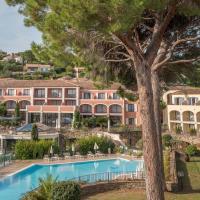 Hôtel Les Jardins De Sainte-Maxime, hotel in Sainte-Maxime