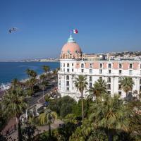 Hotel Negresco, hotel in Nice