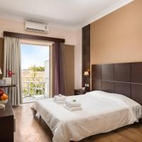 Ξενοδοχείο Αρίων, ξενοδοχείο στην Κέρκυρα Πόλη