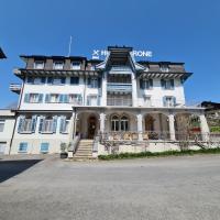 Hotel Krone - Giswil, hotel in Giswil