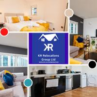 Perfect for Business Travellers & Families by KR Relocations Serviced Accommodation & Apartments Central Leeds
