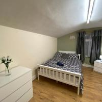 Cosy 3 bedrooms house near O2, London city airport