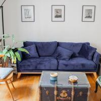 COSY and BRIGHT apt in the 18th of PARIS
