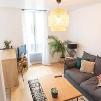 Lovely flat close to BATIGNOLLES