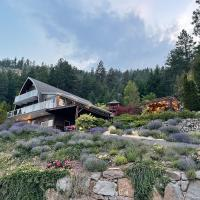 Les Chambres Roses, hotel in West Kelowna