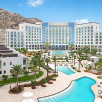 Address Beach Resort Fujairah, отель в Аль-Аке