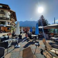 Hotel Monza, hotell i Moena