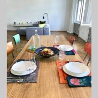 HOMELIKE - 115 qm central Design Apartment